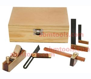 Carpenter Hobby Tool Kit - Set of 5 Pieces
