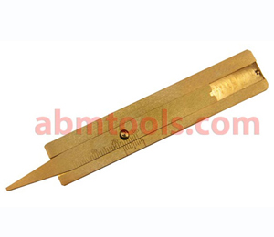 brass tyre depth gauge