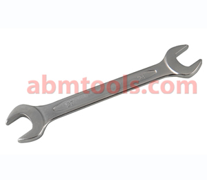 Double Open End Spanner - Chrome Vanadium Long Pattern