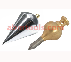 Plumb Bobs - With Guide and Rope