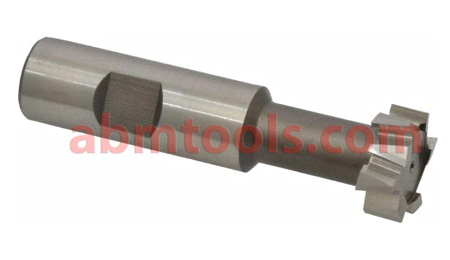 T Slot Cutters – Taper and Parallel Shank