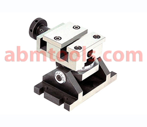 Precision mini tilt & Swivel Base Vise