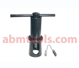 self aligning tap reamer holder