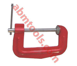 C Clamp Welded Pressed