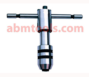 tap wrench t type handle ratchet type