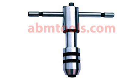 LARGE STEEL MADE TAP WRENCH
